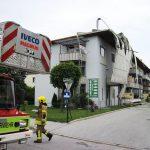 Sturmschäden nach Yvette in Graz