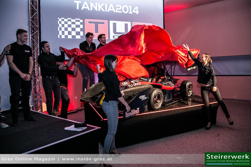 TANKIA Rollout 2014