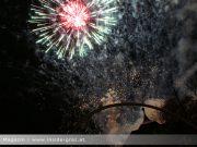 Feuerwerk Graz Schloßberg
