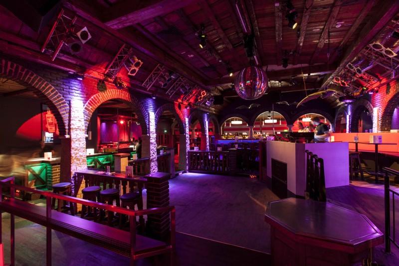 Fledermaus Disco Graz Kultfabrik
