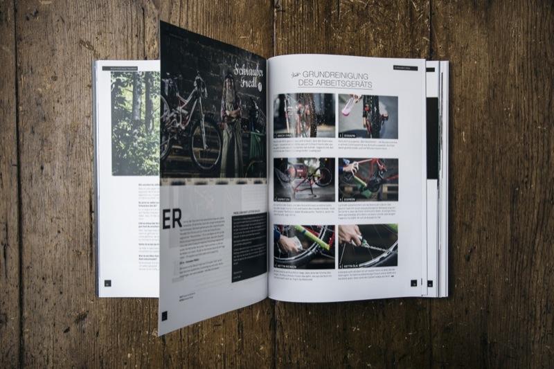 Mountainbike Magazine Lines
