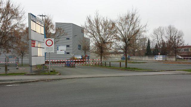 Euro-Shopping Schleichweg Grillweg