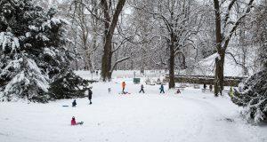 Schnee Graz