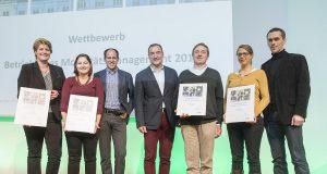 Wettbewerb Betriebliches Mobilitätsmanagement 2014