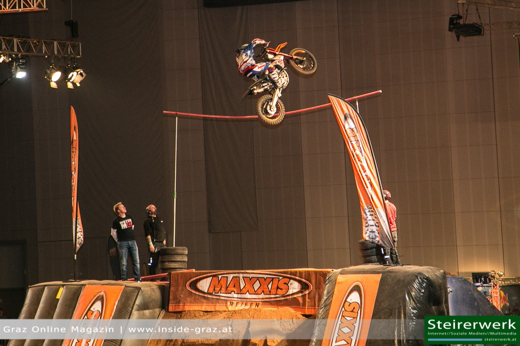 Highest Air Night of the Jumps