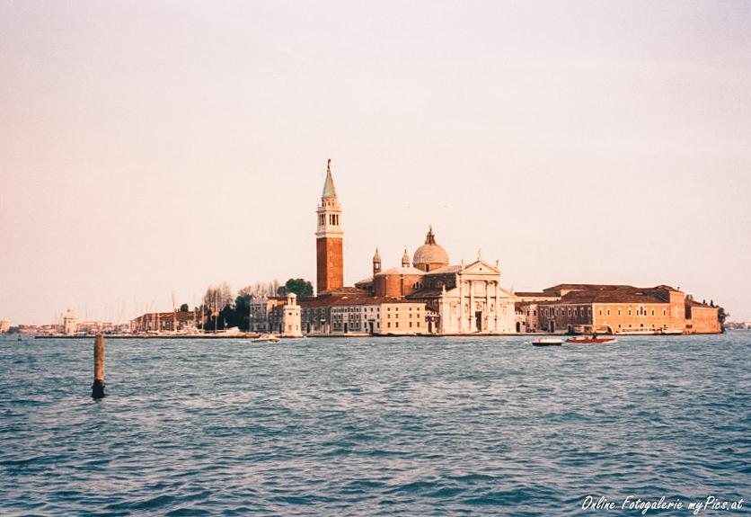 Italien Venedig Meer Essen