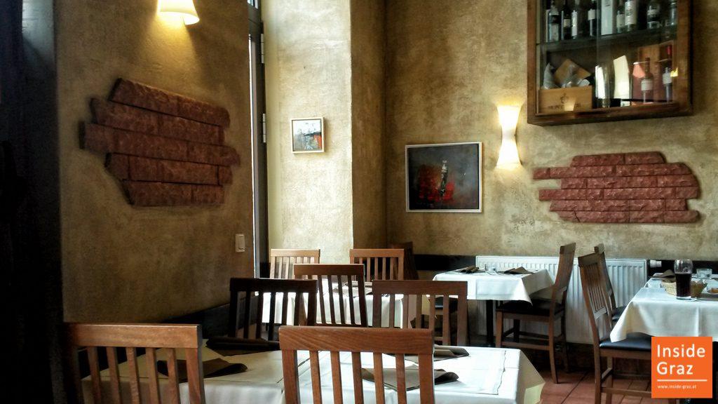 La Tavernetta - Italiener in Graz
