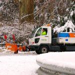 Parkanlagen für Rodeln und Co durch reduzierten Winterdienst
