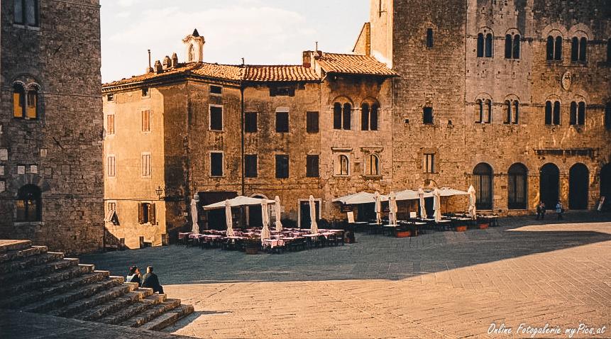 Toskana Italien Urlaub