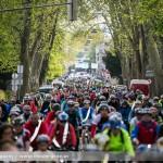 Hunderte CityRadler strampelten in die neue Saison