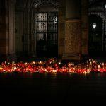 Graz trauert: Lichtermeer in der Innenstadt
