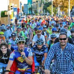 CityRadeln Rekord mit 690 Teilnehmern & Supercycling Man