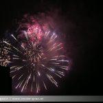 Feuerwerk in Graz Strassgang: Fotos & Video