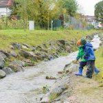 Hochwasserschutz Petersbach