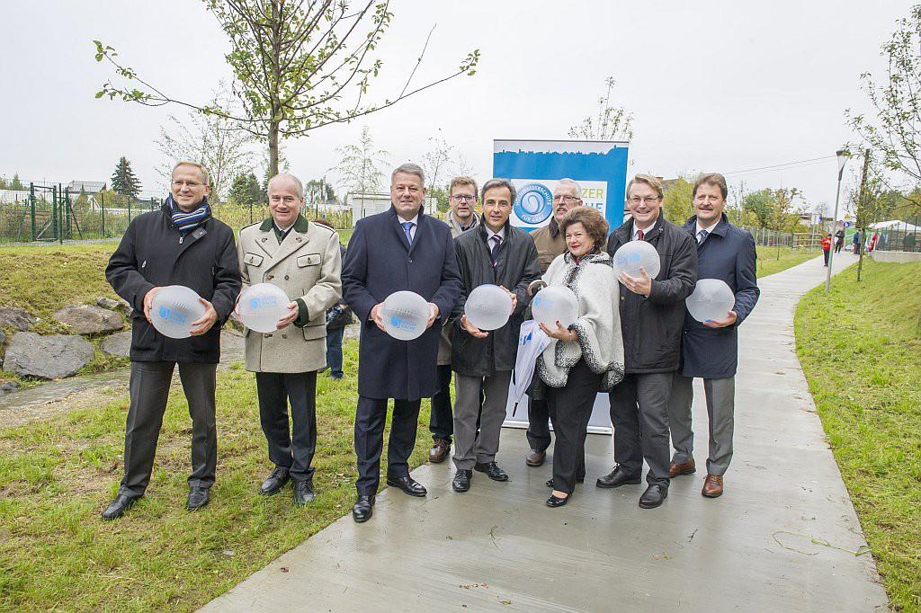 hochwasserschutz petersbach politik