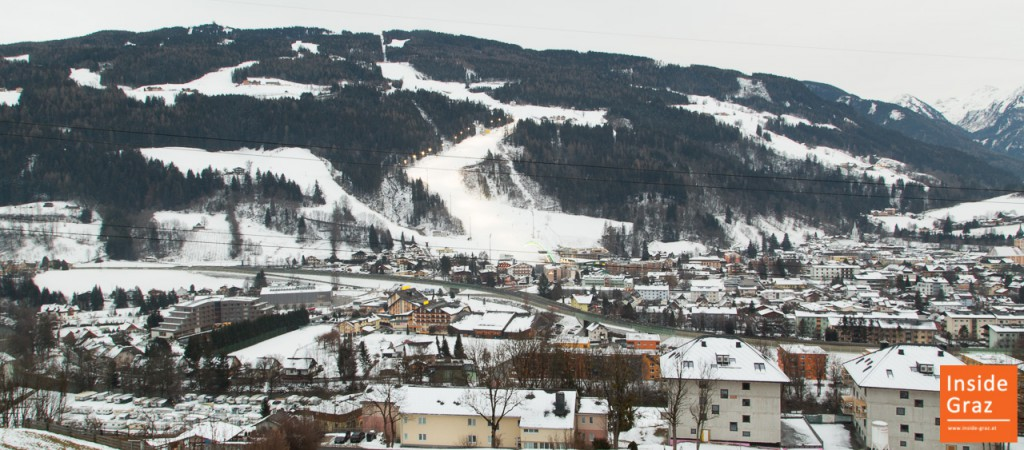 Wintersportort Schladming
