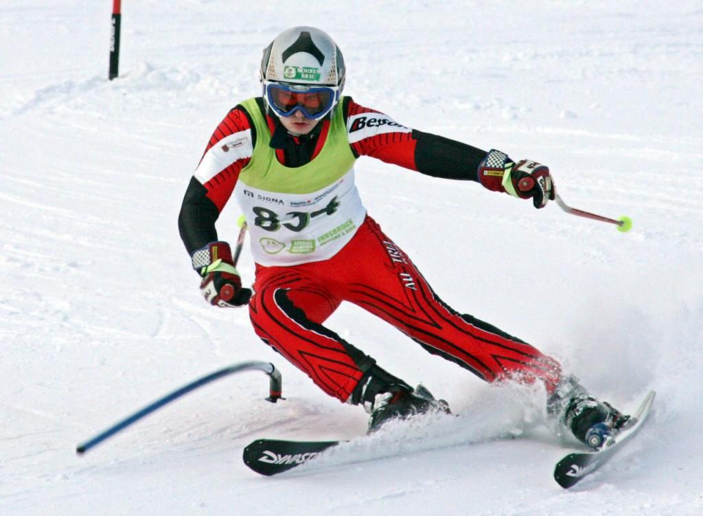 special olympics skifahren