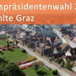 Bundespräsidentenwahl 2016: So wählte Graz