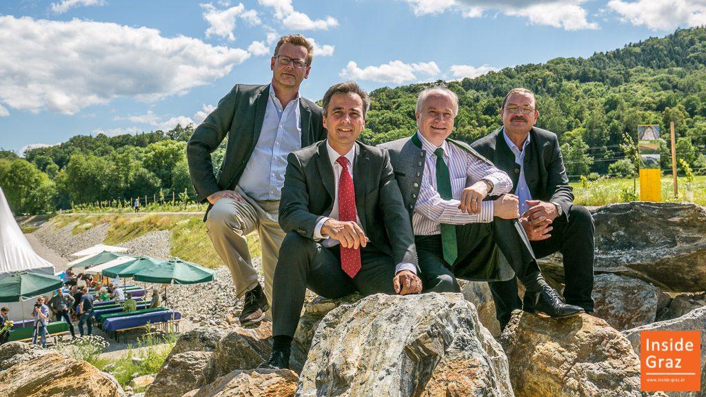 Hochwasserschutz Graz Politik