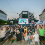 Public Viewing EM 2016 in Graz