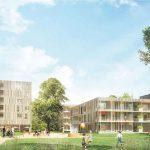 Reininghaus Quartier 7: 211 Wohnungen als Holzbauten in Superniedrigenergiestandard