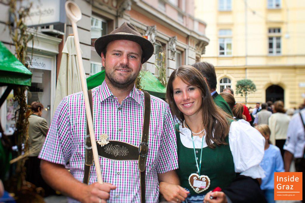 Aufsteirern Graz Fest