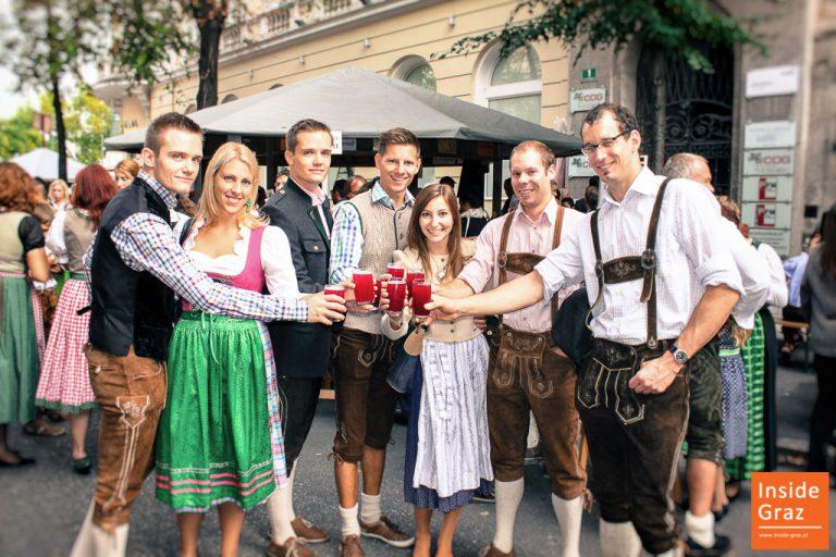 Aufsteirern Graz Veranstaltung