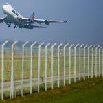 Alko-Lenker durchstieß Sicherheitszaun am Grazer Flughafen