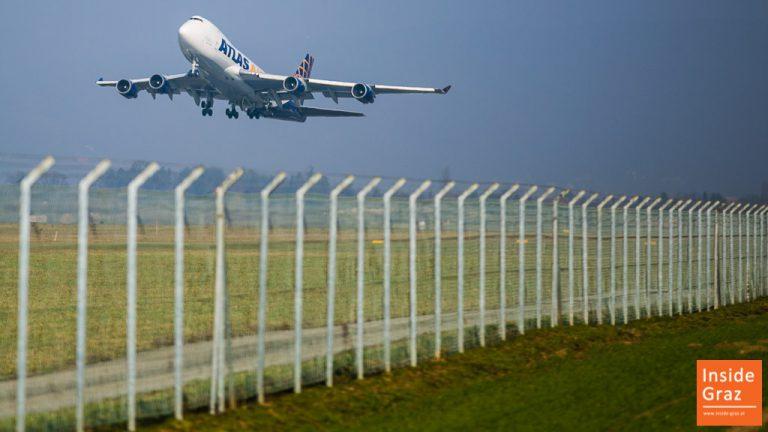 Sicherheitszaun Flughafen Thalerhof