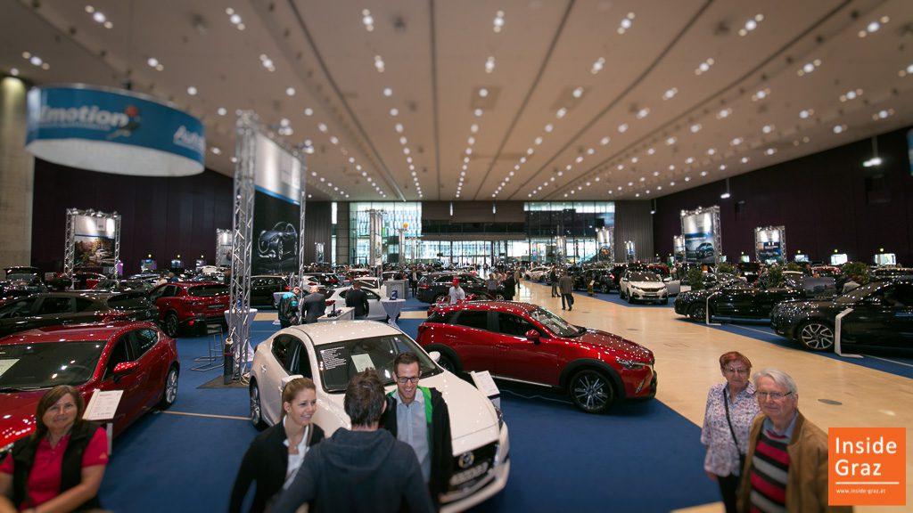 Automesse Graz