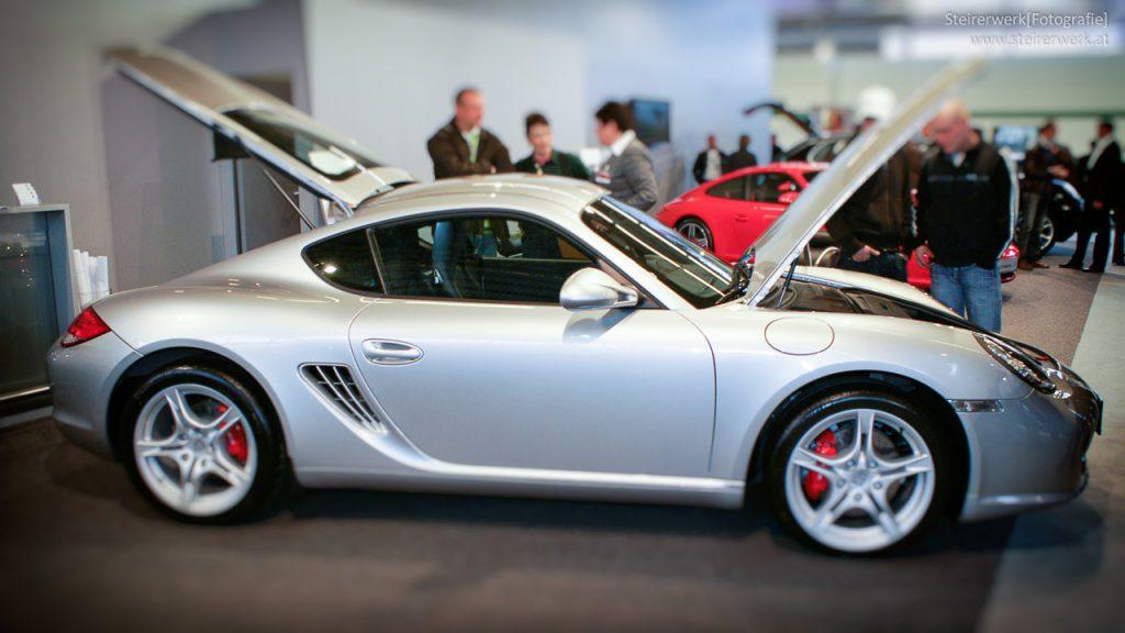 Automesse Porsche