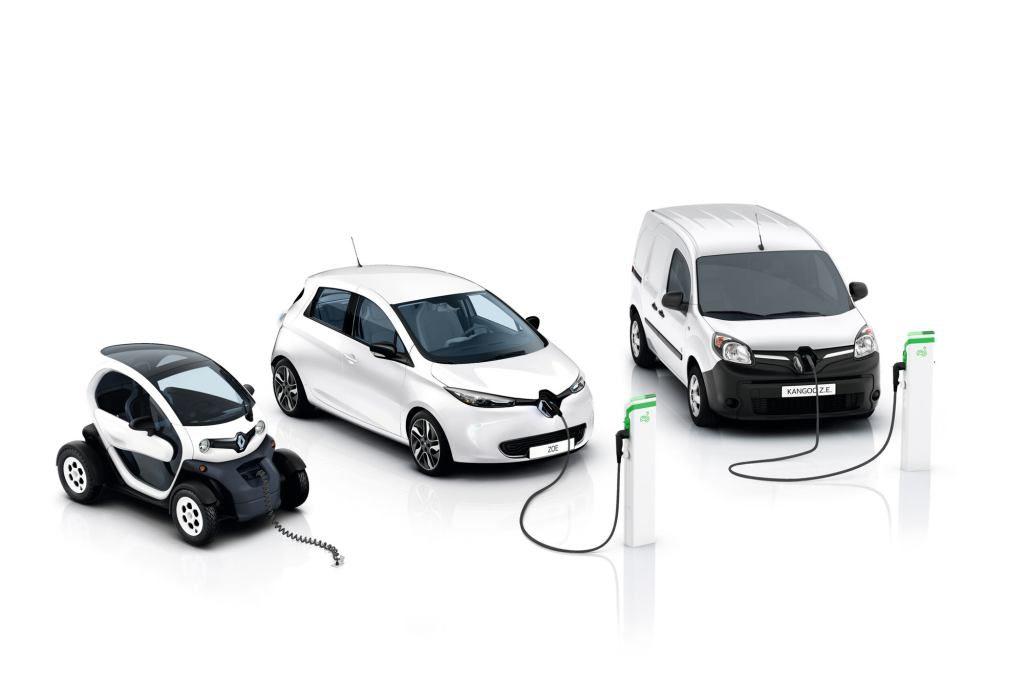 Renault E-Autos