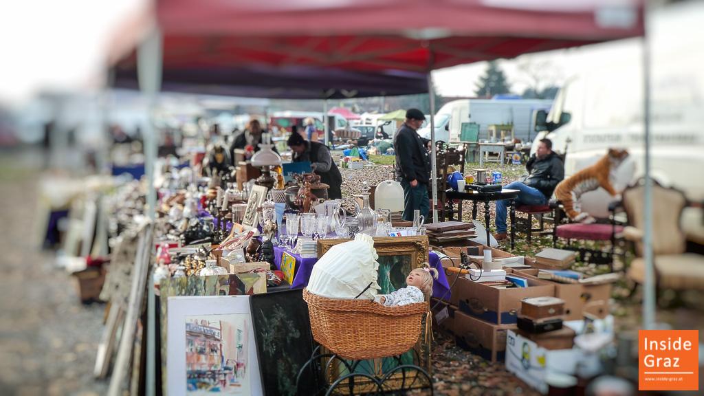 Flohmärkte In Graz Eldorado Für Schnäppchen Jäger Fetzenmarkt Tipps