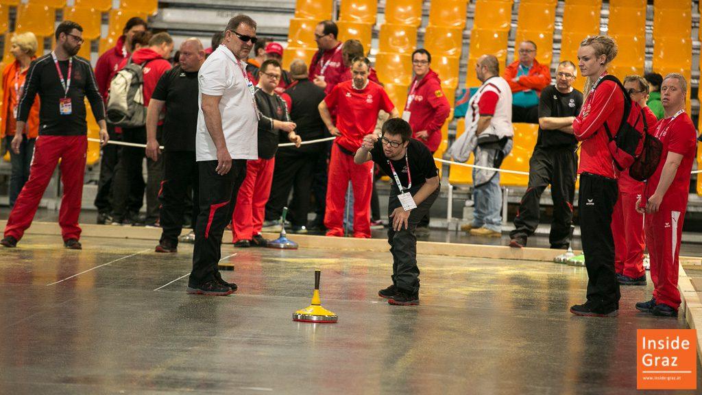 Stocksport Special Olympics Austria