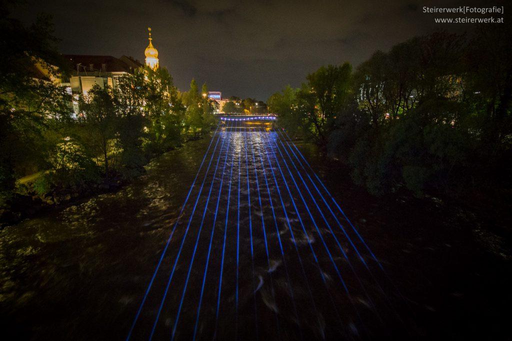 Murinsel Klanglicht Visual Artists OchoReSotto