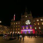 Flaggenparade zum Nationalfeiertag in Graz: Die besten Fotos & Videos