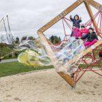 Park in Liebenau eröffnet