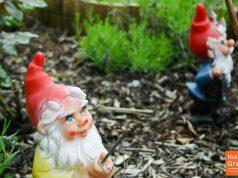 Gartenarbeit Unfallrisiko