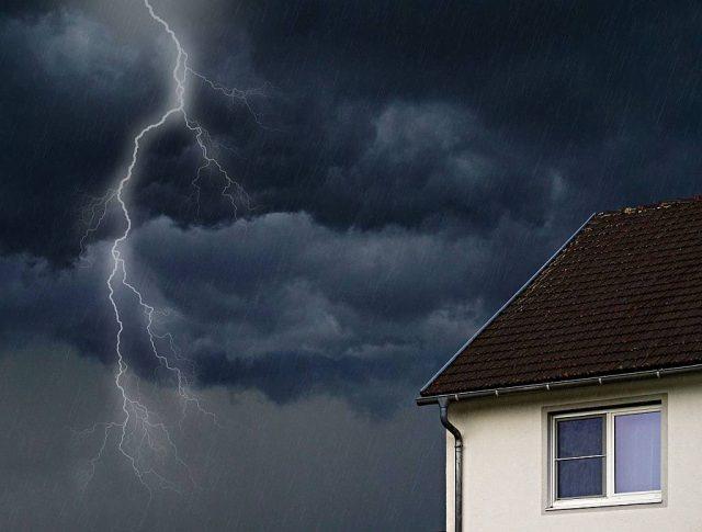 Blitz Gewitter Tipps Schutz