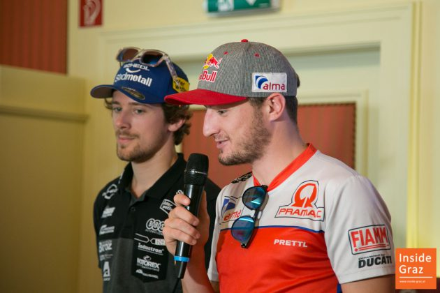 MotoGP Jack Miller in Graz