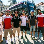 MotoGP Autogrammstunde & Straßenbahnfahrt in Graz