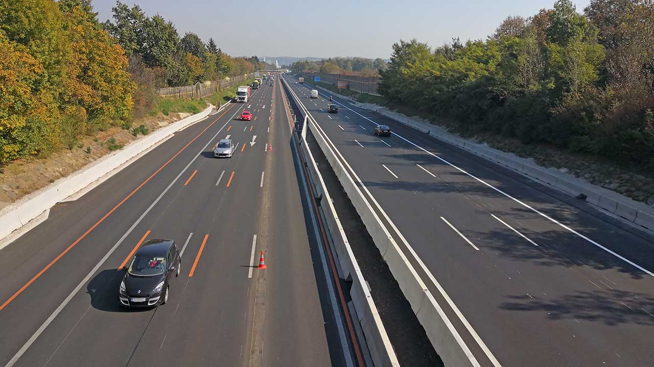 A2 Südautobahn Graz