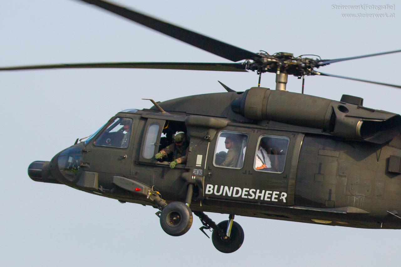 Bundesheer Hubschrauber