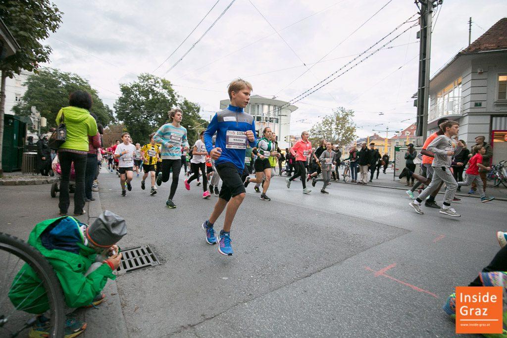 Kindermarathon Graz