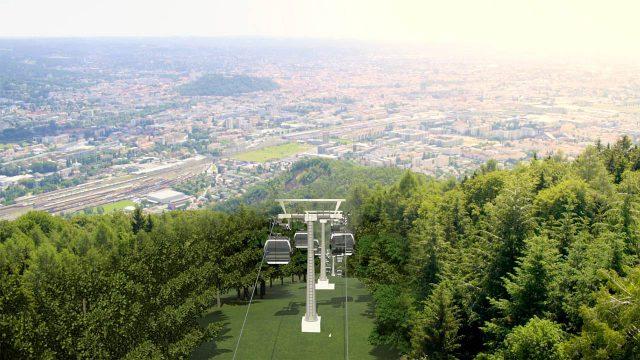 Plabutschgondel Plan Graz