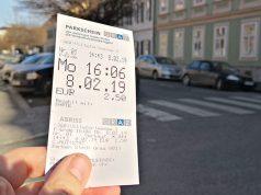 Parkschein Graz