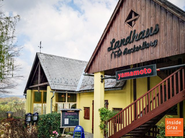 Landhaus Ruckerlberg Yamamoto