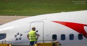 Flugverspätung Flugzeug