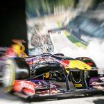 Formel 1 Showrun Schlossberg Graz