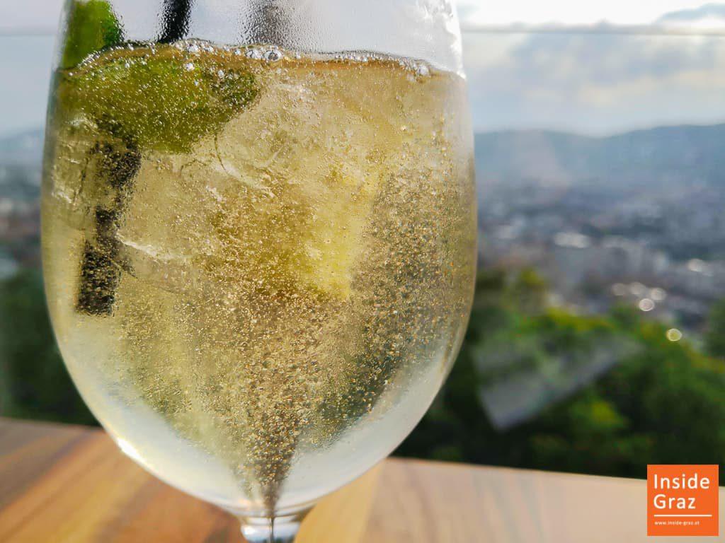 Trinken Schlossberg Restaurant